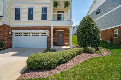 Midlothian Condo/Townhouse For Sale: 536 Abbey Village Circle