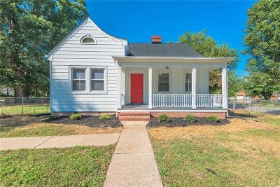 Henrico Single Family Home For Sale: 212 St Claire Lane