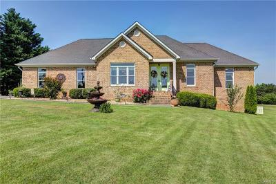 Powhatan County, Amelia County Single Family Home For Sale: 2331 Judes Ferry Road