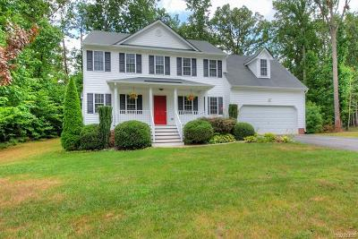 Chesterfield Single Family Home For Sale: 11513 Clay Ridge Drive