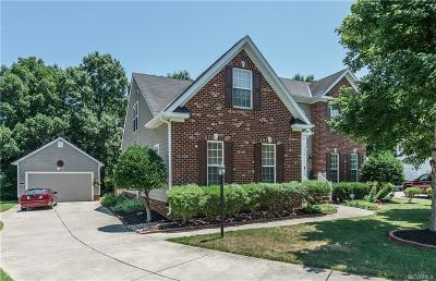Henrico Single Family Home For Sale: 1580 Village Field Drive