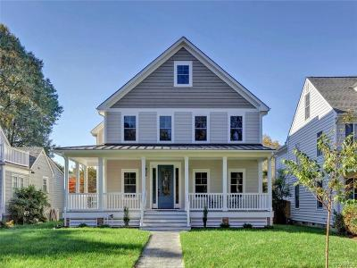 Richmond Single Family Home For Sale: 4811 Kensington Avenue