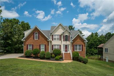 Chester Single Family Home For Sale: 4936 Tooley Drive