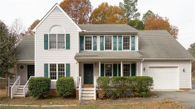 Chesterfield Single Family Home For Sale: 8106 Preakness Court