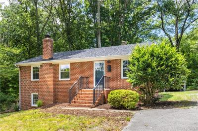 Richmond Single Family Home For Sale: 5720 Bliley Road