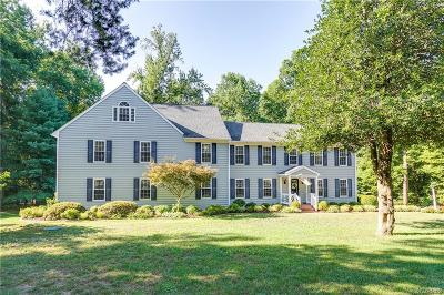 Glen Allen Single Family Home For Sale: 12445 Perrywinkle Road