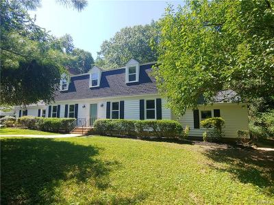 Chester Single Family Home For Sale: 8121 Marwood Drive