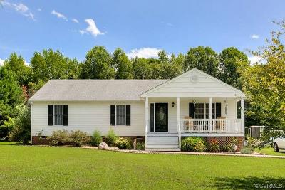 Bumpass Single Family Home For Sale: 171 Holly Trail Road