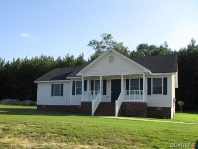 Single Family Home For Sale: 4011 Moss Point Drive