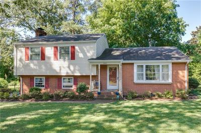 Henrico Single Family Home For Sale: 9303 Lawndell Road