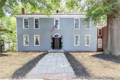 Single Family Home For Sale: 614 High Street