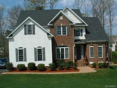Chester Single Family Home For Sale: 14400 Tooley Court
