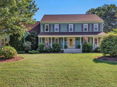 Hanover Single Family Home For Sale: 8352 Summer Walk Parkway