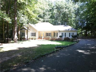 Chesterfield Single Family Home For Sale: 11900 Dunvegan Court