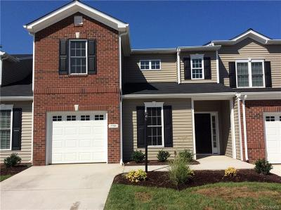 Hanover County Rental For Rent: 7733 Marshall Arch Drive