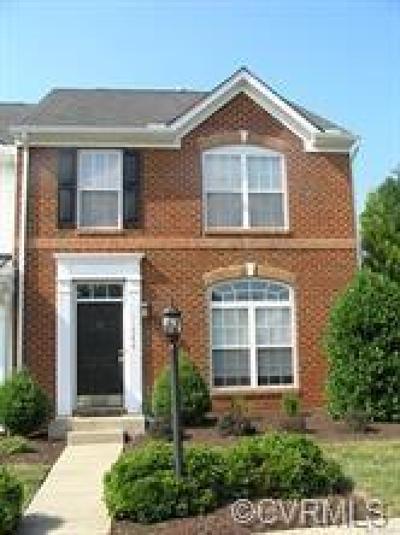 Henrico County Rental For Rent: 11345 Abbots Cross Lane