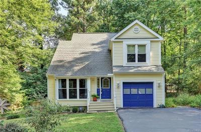 Chesterfield Single Family Home For Sale: 14302 Cove Ridge Terrace