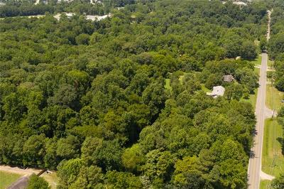 Chesterfield Land For Sale: 4850 Turner Road