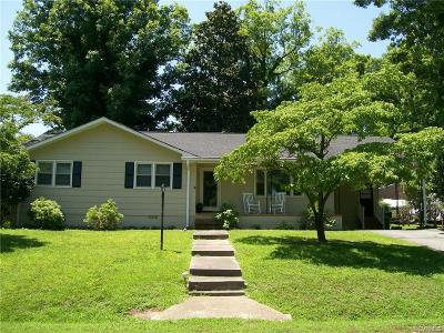 Chester VA Single Family Home For Sale: $199,500