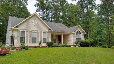 Louisa Single Family Home For Sale: 187 Carter Lane