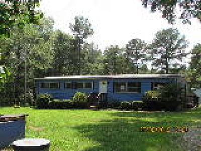 Single Family Home Pending: 19718 Manson Church Road