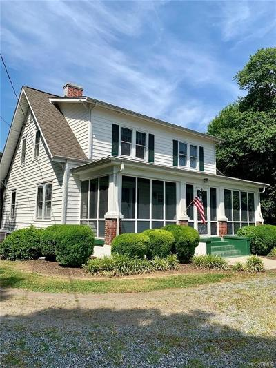 Henrico Single Family Home For Sale: 1857 New Market Road