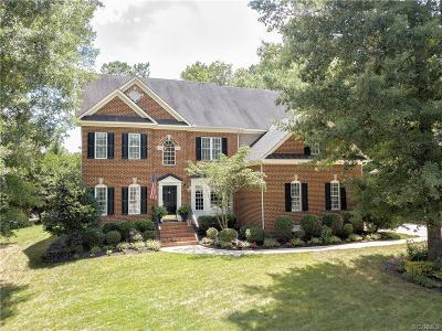 Single Family Home For Sale: 15713 Moss Fire Court