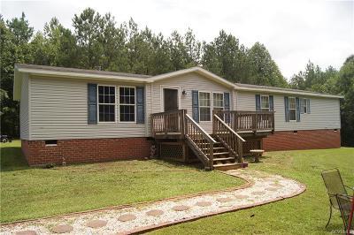 Single Family Home For Sale: 26725 Ridge Lane