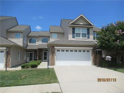 Glen Allen Single Family Home For Sale: 806 Fair Port Circle