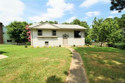 Henrico Single Family Home For Sale: 4715 Mulford Road