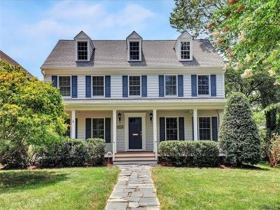 Richmond Single Family Home For Sale: 4813 Kensington Avenue