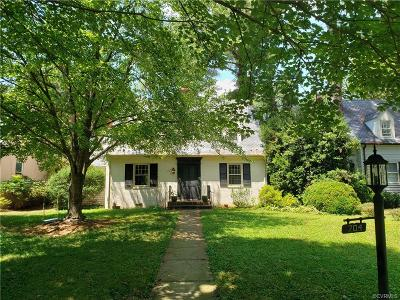 Richmond Single Family Home For Sale: 704 Seneca Road