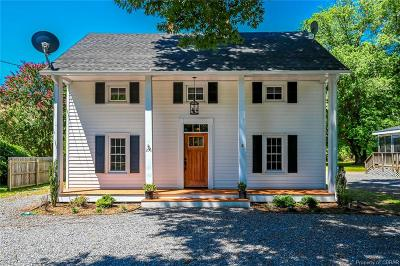 Weems Single Family Home For Sale: 256 James Lane