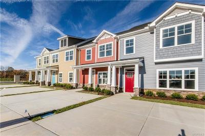 Chester VA Condo/Townhouse For Sale: $214,900