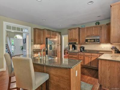 Single Family Home For Sale: 4607 Summer Lake Turn