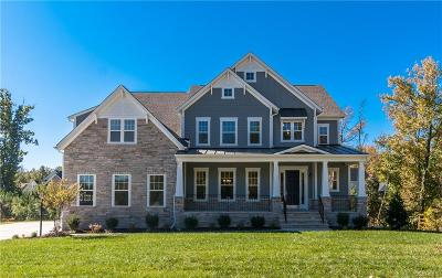 Single Family Home For Sale: 15513 Sultree Drive