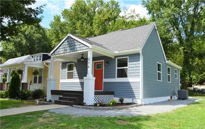 Richmond Single Family Home For Sale: 114 W 30th Street
