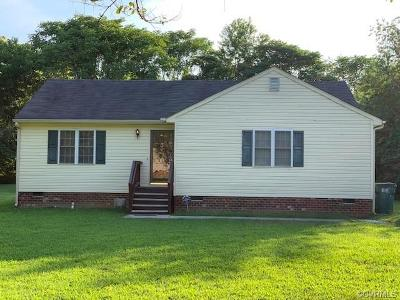 Henrico Single Family Home For Sale: 324 Marlin Drive
