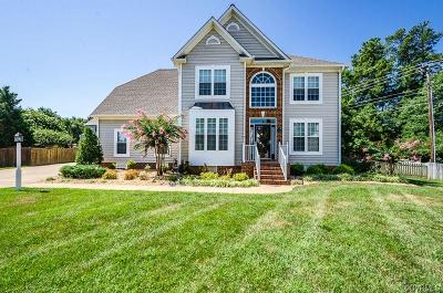 Glen Allen Single Family Home For Sale: 12331 Bridgehead Place