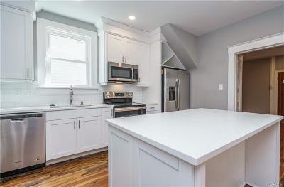 Richmond Single Family Home For Sale: 3412 Delaware Avenue