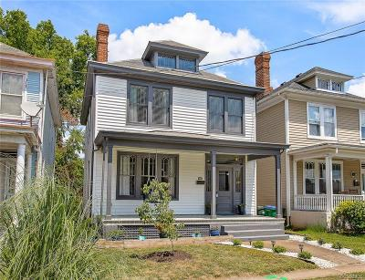 Richmond Single Family Home For Sale: 405 W 24th Street
