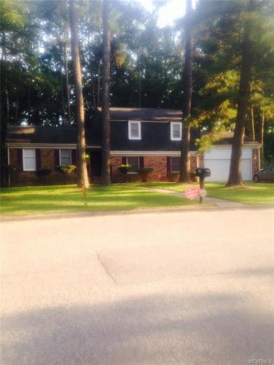 Single Family Home For Sale: 1608 Kings Road