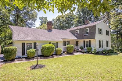 Chester Single Family Home For Sale: 11651 Holly Hill Road