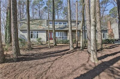 Henrico County Rental For Rent: 2400 Islandview Drive