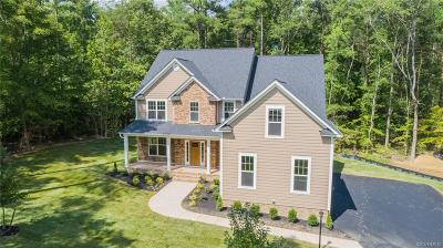 Manakin Sabot Single Family Home For Sale: 971 Dover Branch Lane