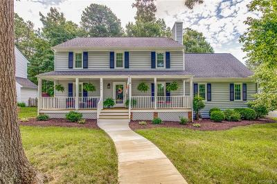 Glen Allen Single Family Home For Sale: 5014 Eddings Drive