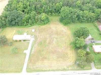 Henrico Land For Sale: 7052 Messer Road