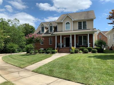 Chester Single Family Home For Sale: 4230 Chester Village Circle