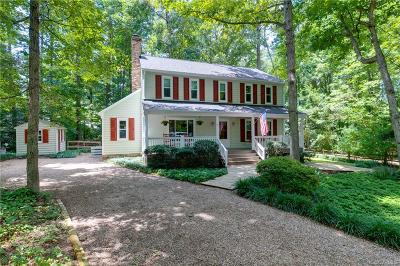 Midlothian Single Family Home For Sale: 2900 Fox Chase Drive
