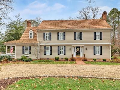 Henrico Single Family Home For Sale: 214 Wexleigh Drive